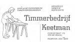 logo timmerbedrijf Keetman